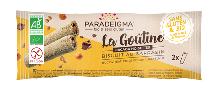 Visuel : Goûtine® snacking - Goûtine