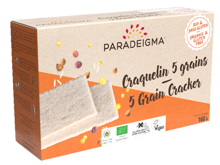 Visuel : Craquelin 5 grains / 5 grain cracker - Craquelins