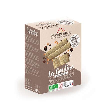 Visuel : Goûtine® chocolate - Goûtine