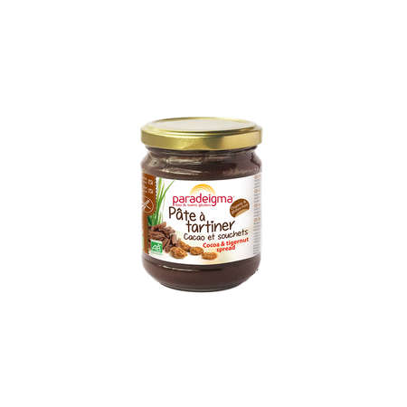 Visuel : Cocoa & tiger nut spread - Breakfast