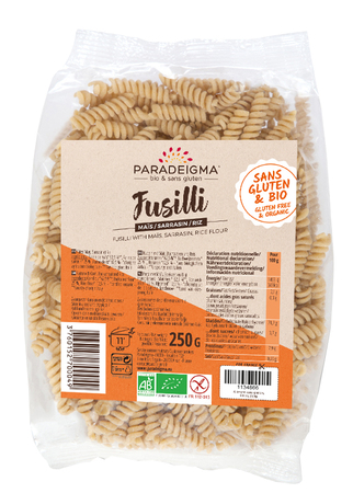 Visuel : Corn, Buckwheat & Rice Pasta - Pasta