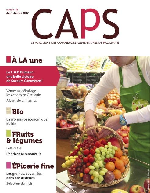 CAPS magazine