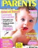 Magazine PARENTS et notre pâte à tartiner cacao & souchets PARADEIGMA