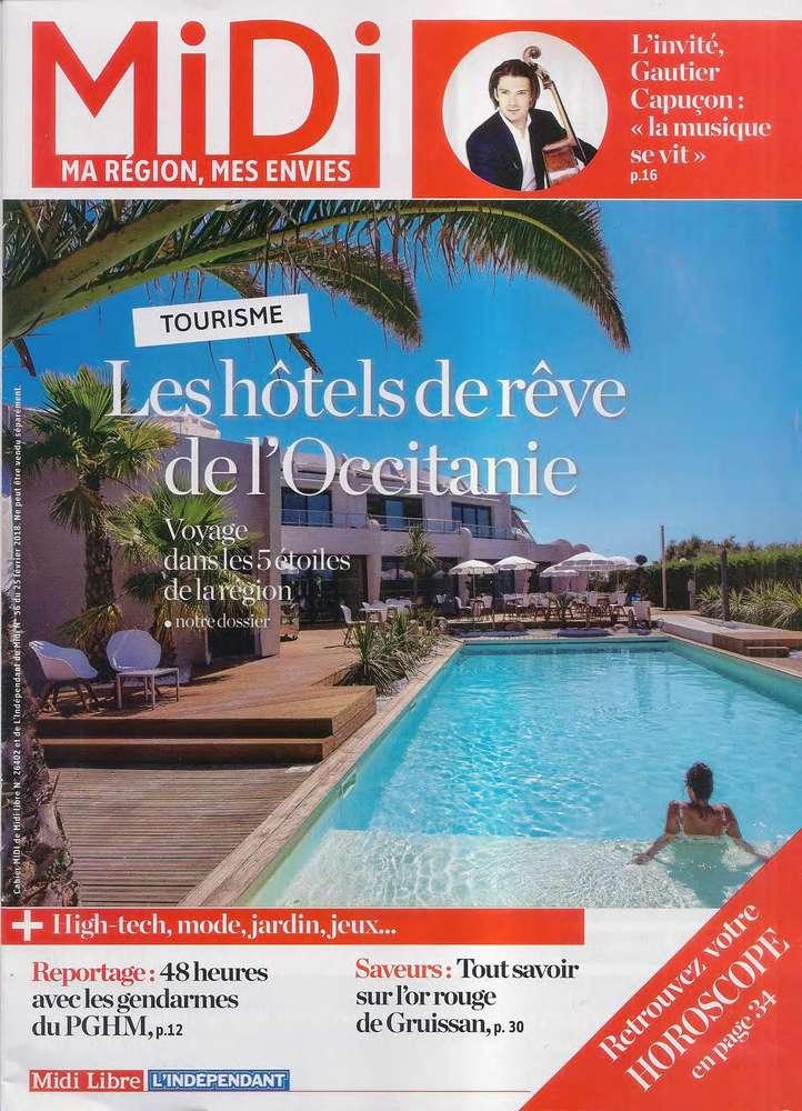 MIDI le Magazine. Ma région, mes envies