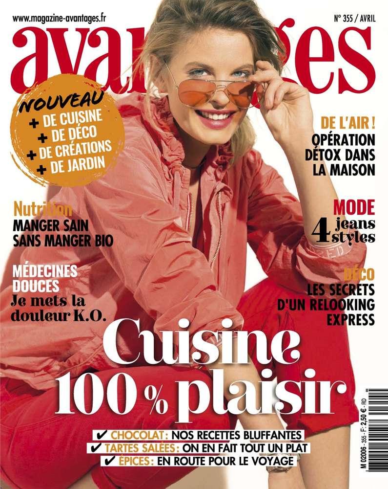 Magazine Avantage
