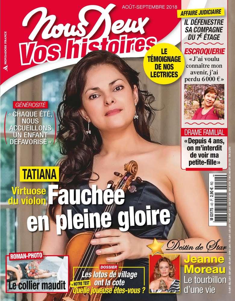 Magazine Nous Deux / P'tits Snacks