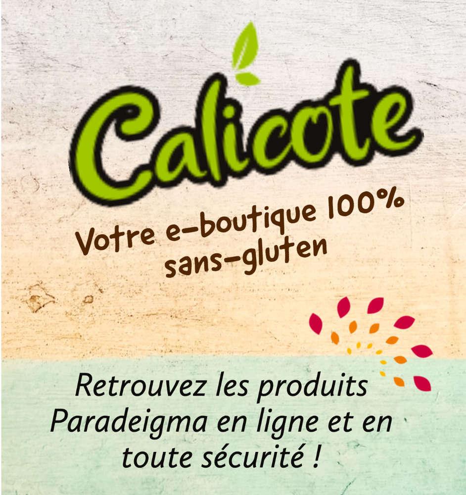 Présentation de la e-boutique Calicote